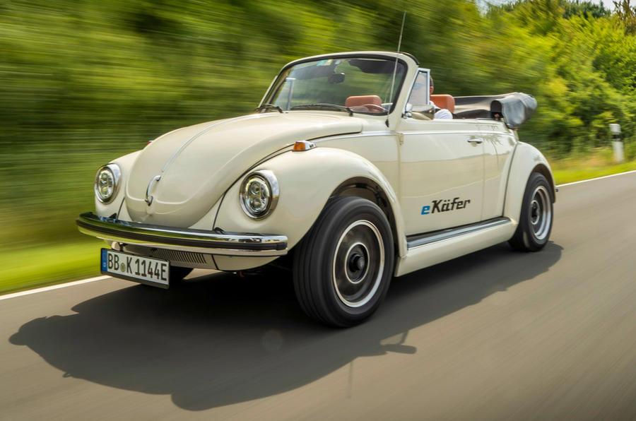 Volkswagen creates electric conversion kit for Beetle | Autocar
