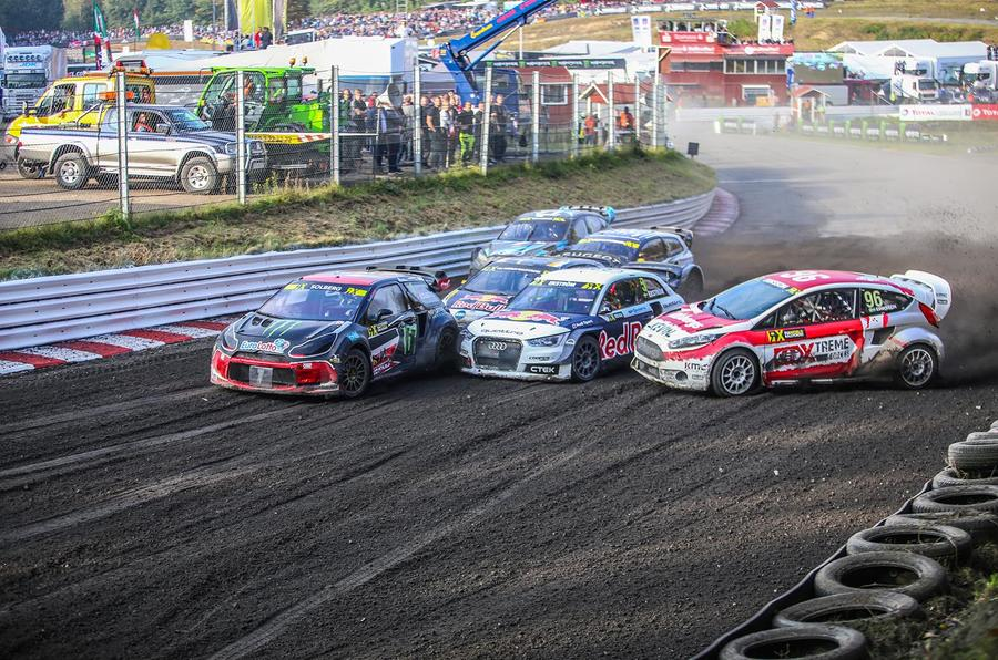 Opinion: Why the World RX trumps the WRC