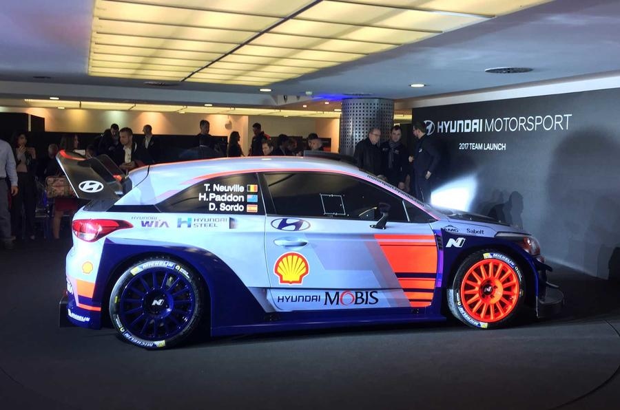 Popular 2017 Hyundai I20 Coupe WRC  New Preseason Testing Pics  Autocar