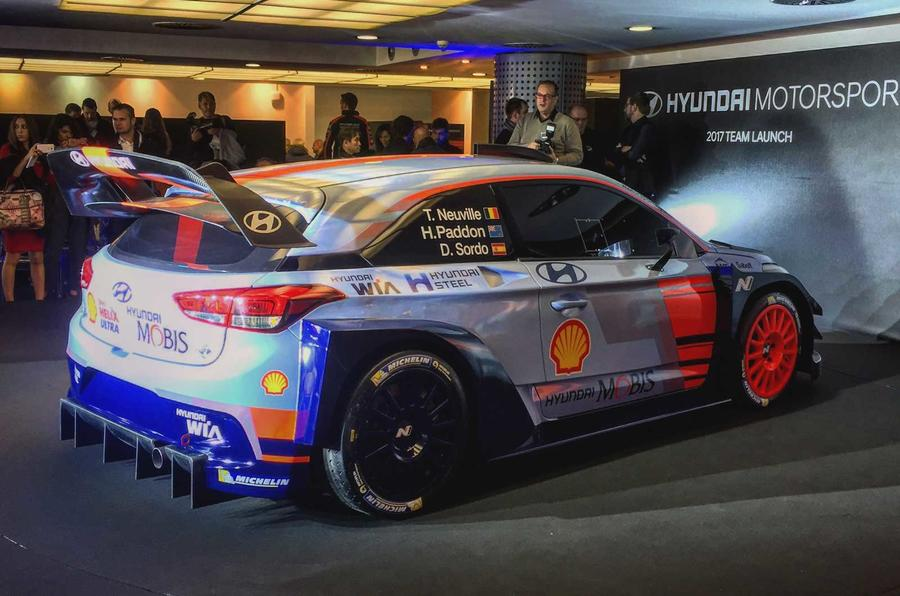 2017 Hyundai I20 Coupe Wrc New Pre Season Testing Pics