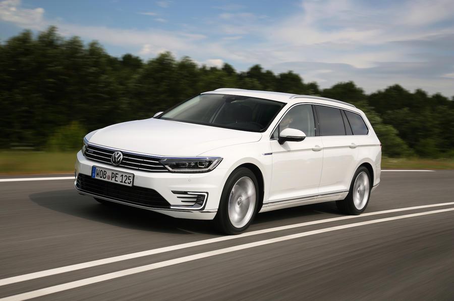 2015 Volkswagen Passat Gte Review Review Autocar