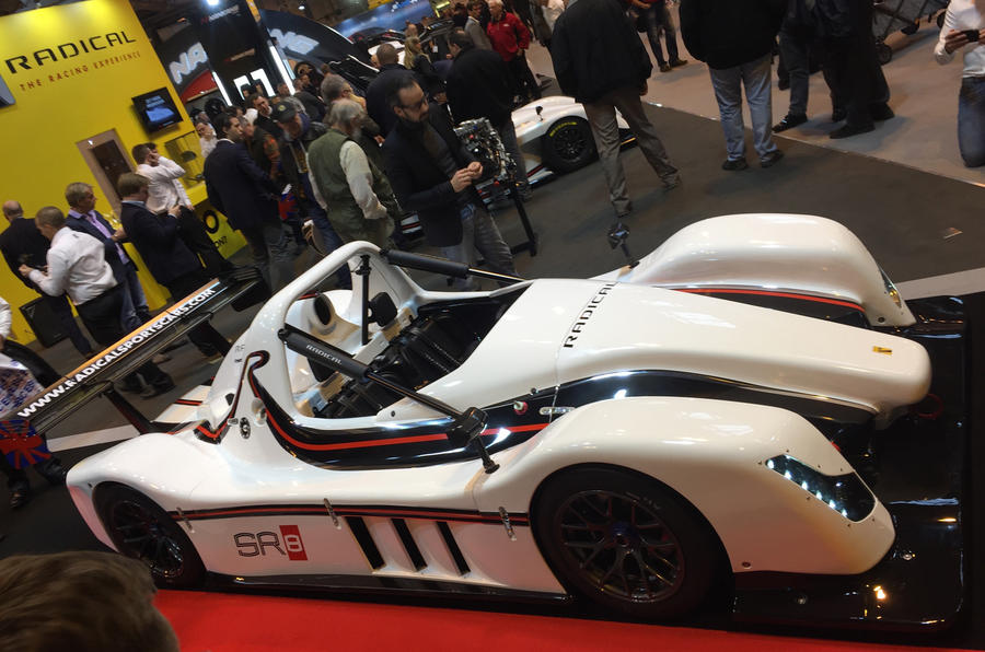 Radical RXC500 on course to smash Nurburgring record