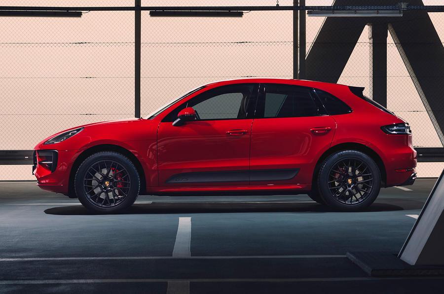 New Porsche Macan GTS is handling,focused sports SUV