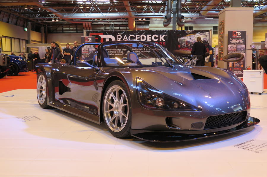 Avatar Roadster Autosport International show