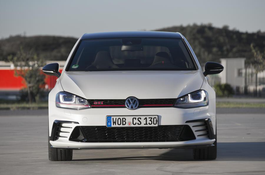 Volkswagen Golf GTI Clubsport front