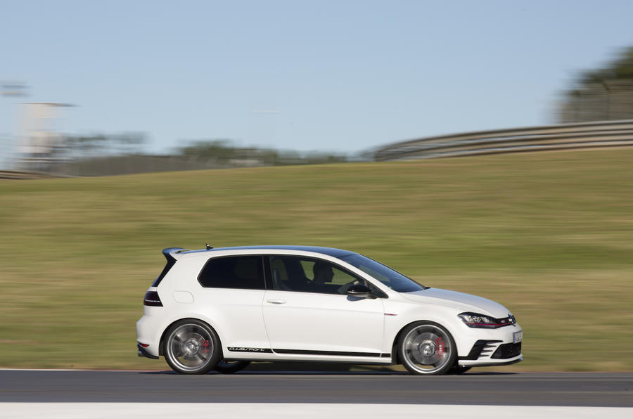 £29,000 Volkswagen Golf GTI Clubsport