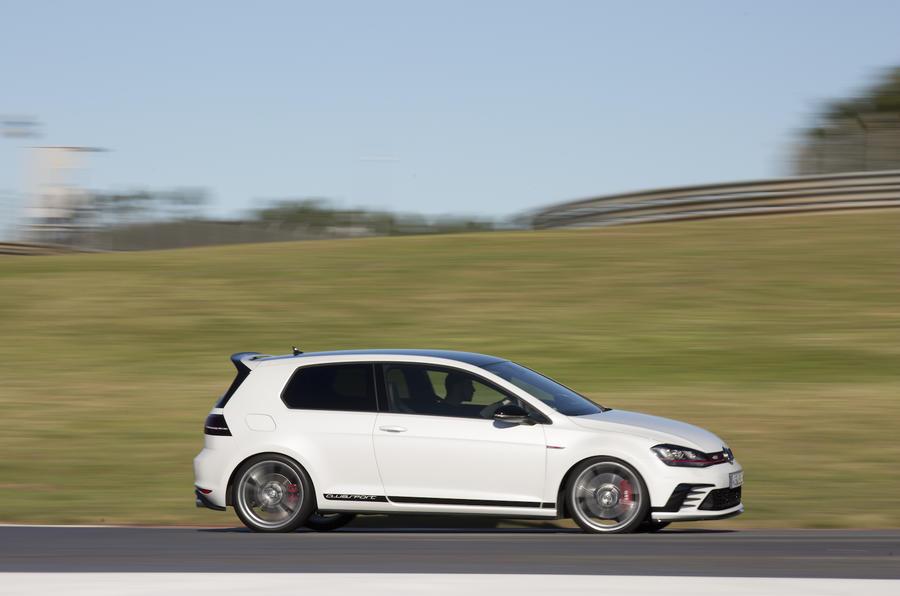 £29,000 Volkswagen Golf GTI Clubsport