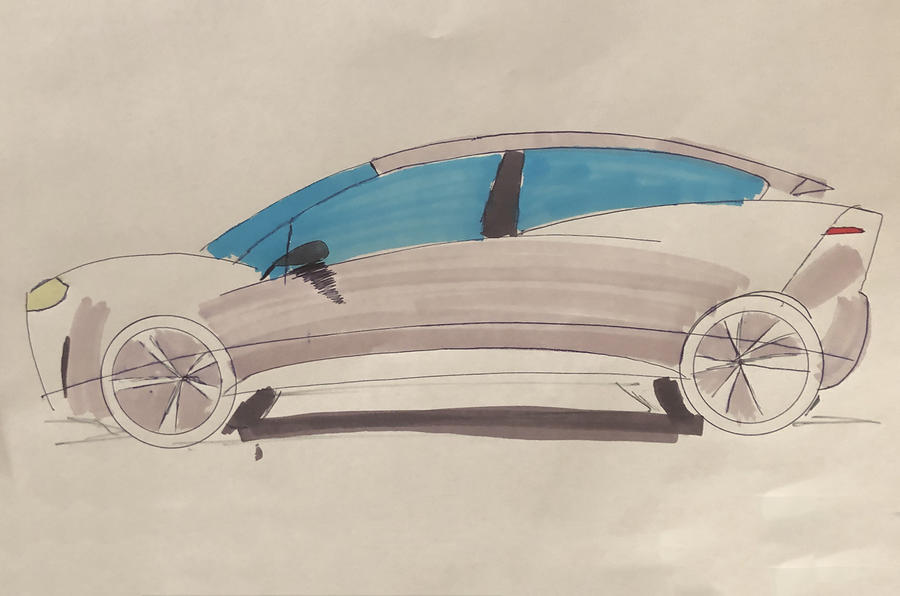 Jaguar design museum lates - our attempt at an I-Pace
