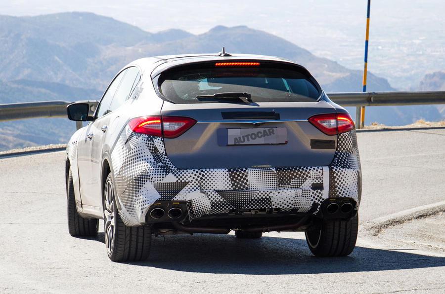 Maserati Levante GTS to get 523bhp turbocharged Ferrari V8 engine