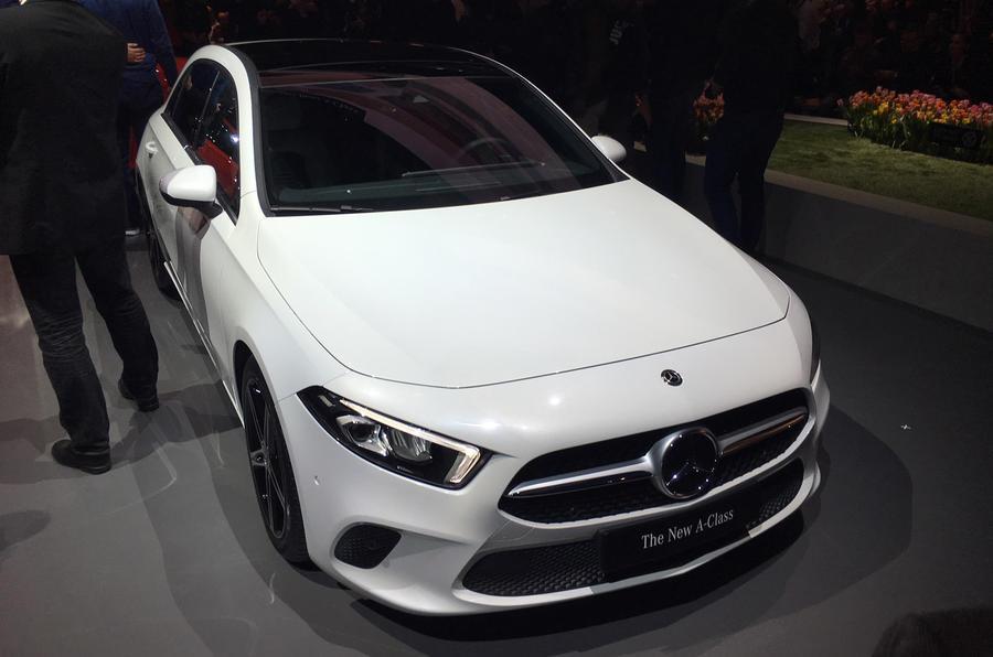 New Mercedes A-Class