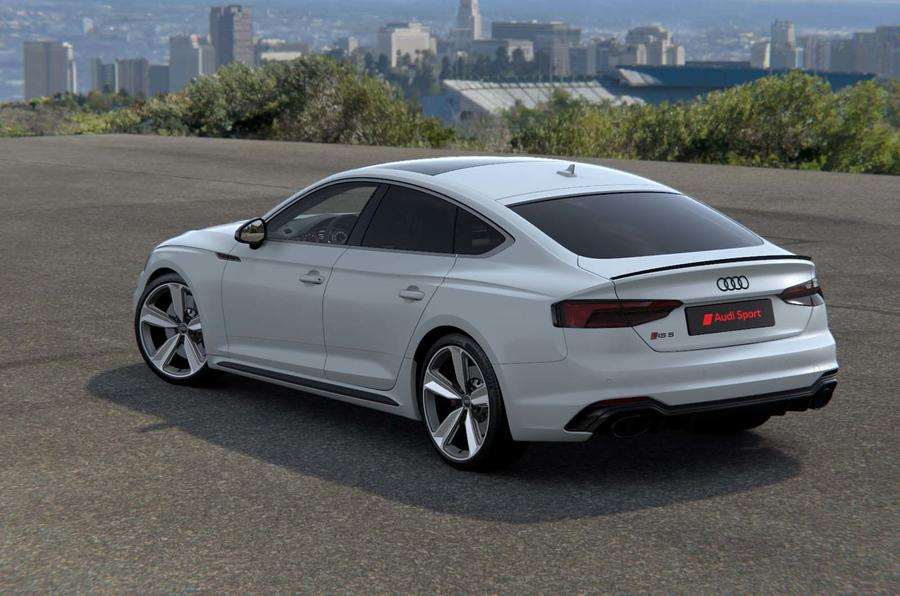 2019 Audi RS5 configurator image