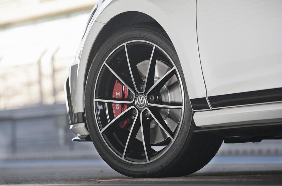 20in Volkswagen Golf GTI Clubsport alloys