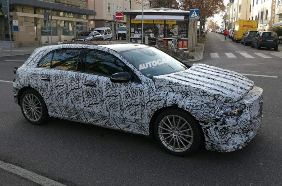 Mercedes-Benz to extend compact car line-up to eight models