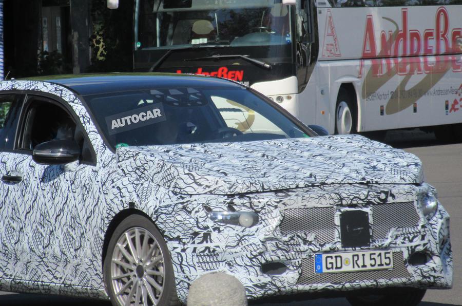Next Mercedes A-Class will get S-Class driverless tech in 2018