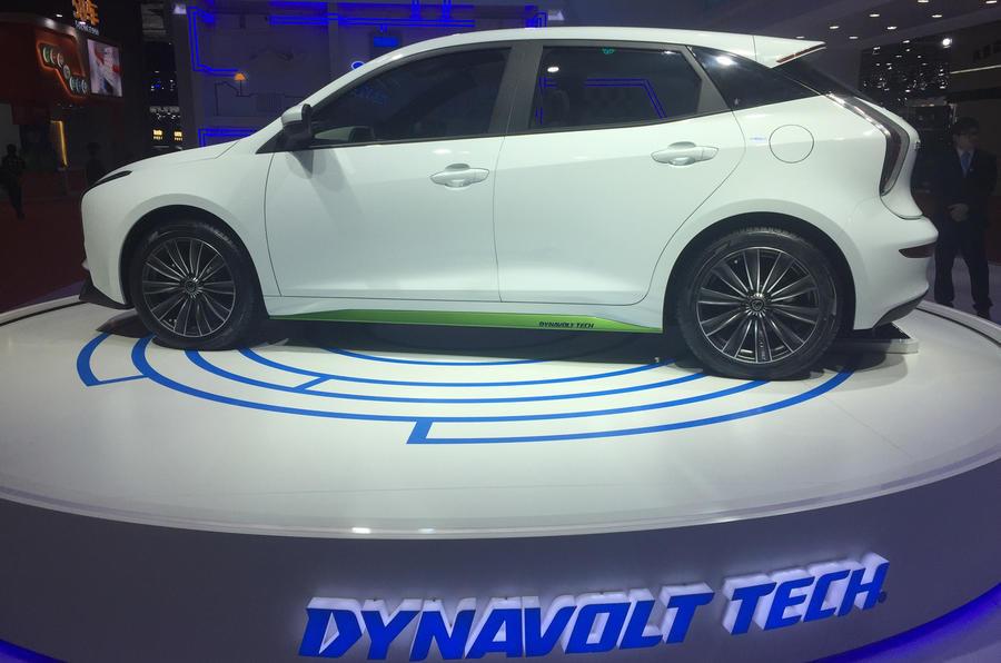 Dynavolt Tech
