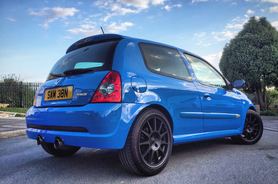 Life with a used Renault Clio Renaultsport 182 – part 4