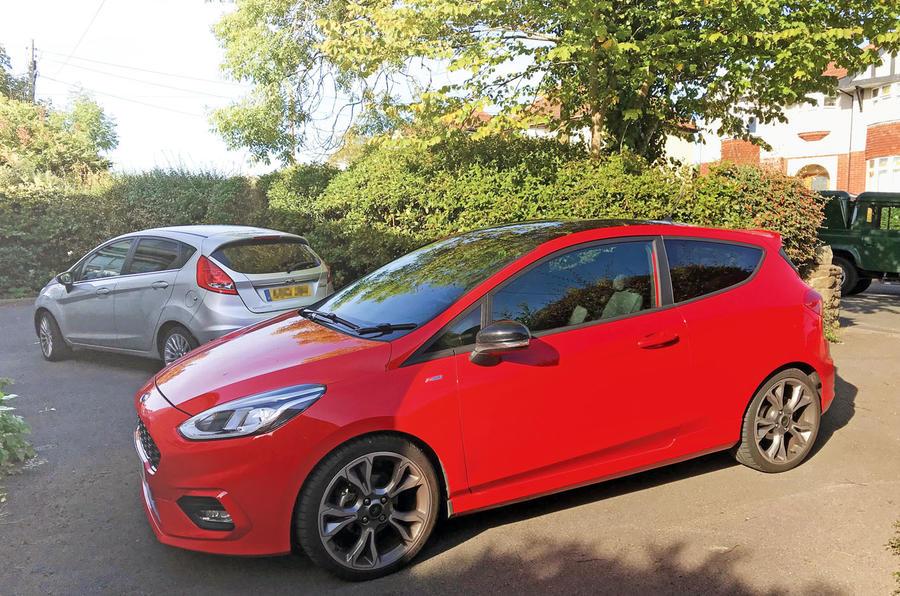 Fiesta 2012 meets Fiesta 2018