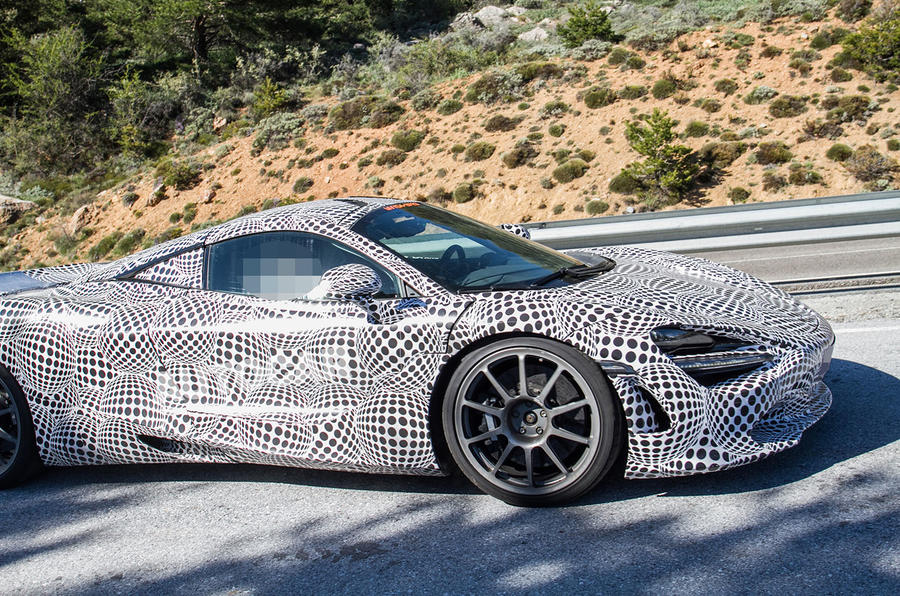 McLaren hybrid power spies - 10