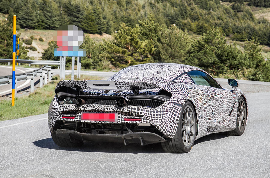 McLaren hybrid power spies - 8
