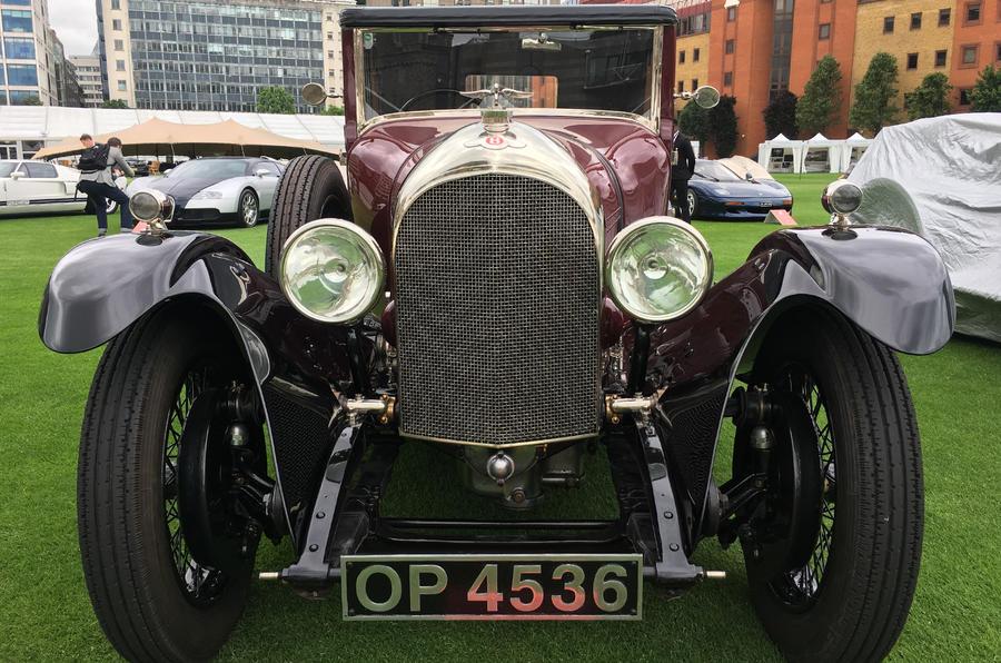 1927 Bentley 3 Litre Speed Way,am