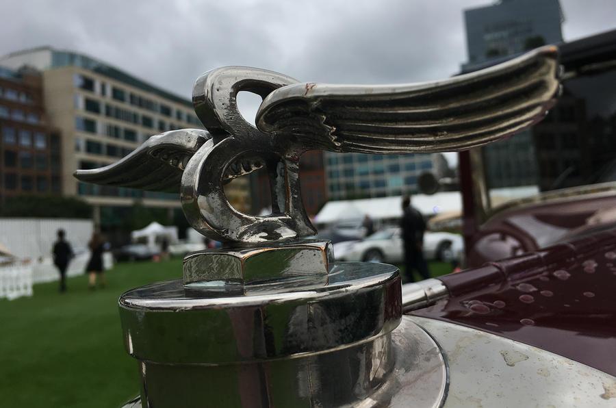 1927 Bentley 3 Litre Speed Wayman