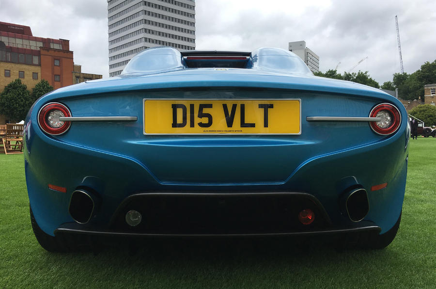 2016 Touring Superleggera Disco Volante