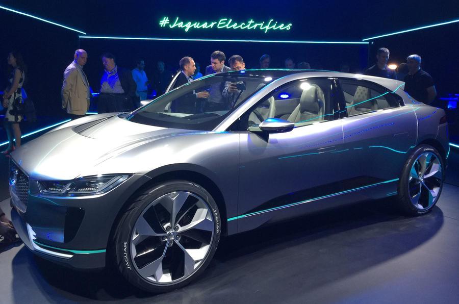 Electric Car For Sale >> 2018 Jaguar I-Pace electric SUV revealed - plus exclusive Autocar images | Autocar