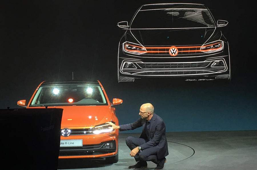 Volkswagen Polo launch