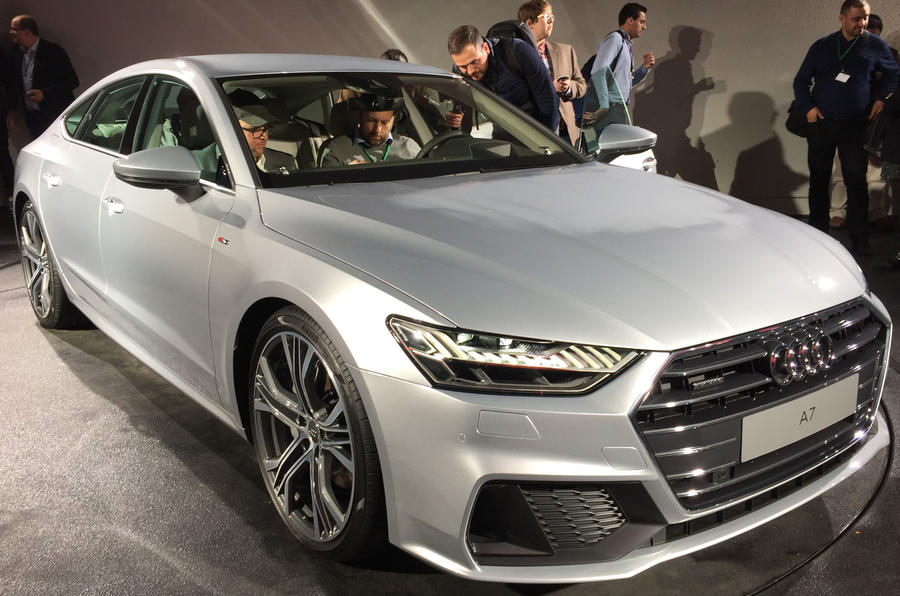New Audi A Revealed With Major Tech And Refinement Upgrades Autocar - Audi autocar