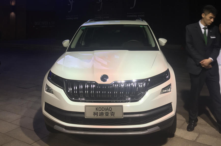 Comment: how Skoda found success in China