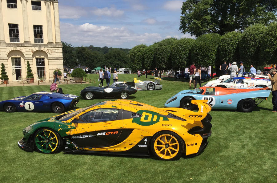 heveningham hall concours delegance 2017 picture special