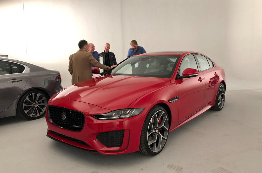 2019 - [Jaguar] XE restylée  Img_6132_0