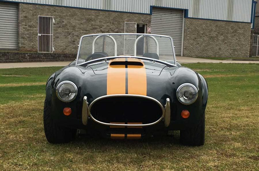 New AC Cobra 378 due in 2017 with 550bhp V8
