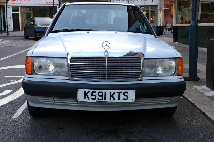 Used Mercedes | Life with a 190E - part 2