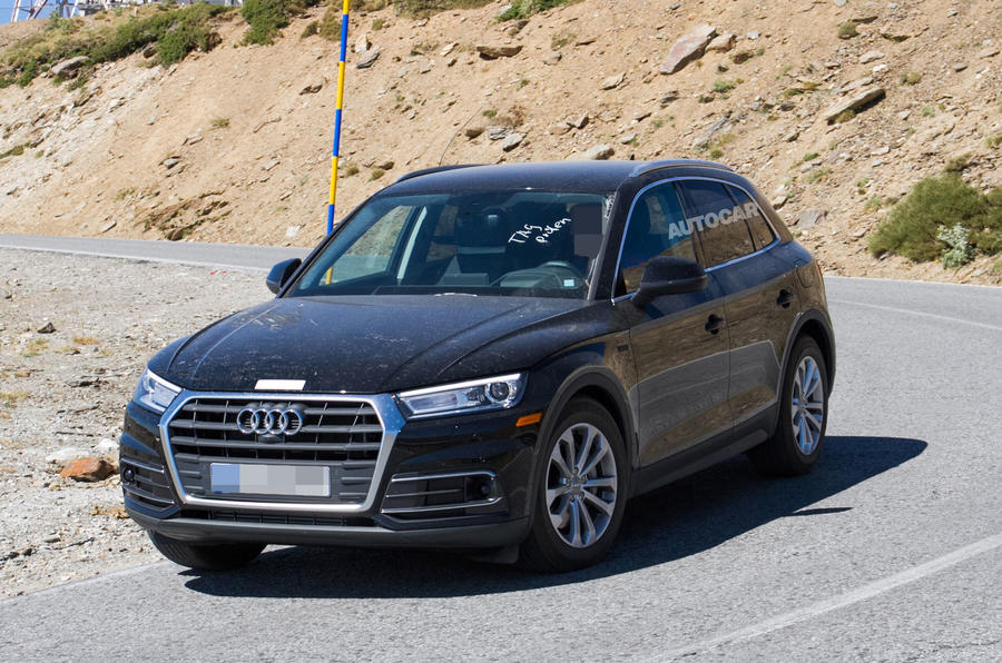 Audi Q5 To Introduce Next Generation Plug In Hybrid Powertrain Next