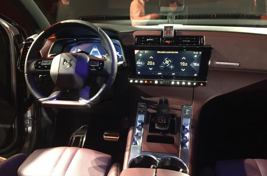 2017 DS 7 Crossback - Audi Q5 rival lands at Geneva | Autocar