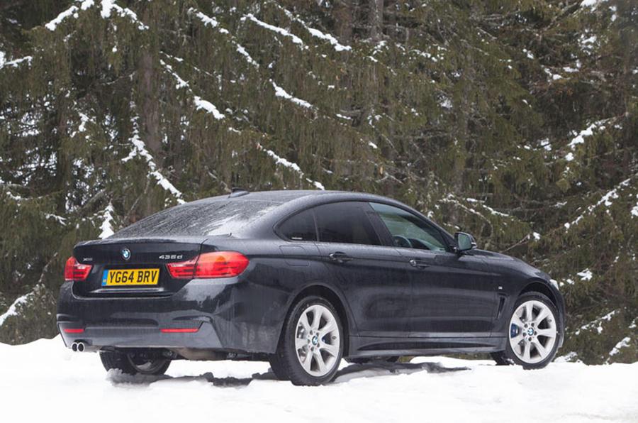 2015 Bmw 435d M Sport Xdrive Gran Coup 233 Review Review