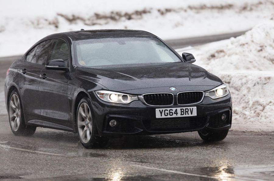 308bhp BMW 435d xDrive