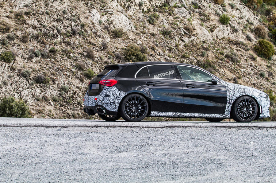 Mercedes-AMG A35 to face Golf R with 300bhp