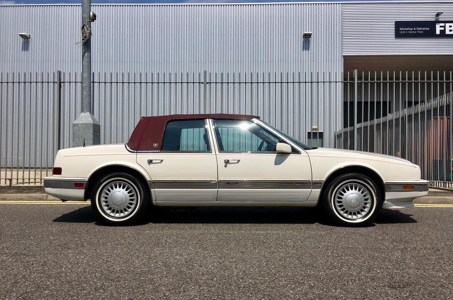 Used Cadillac | Life with a Seville - part 2