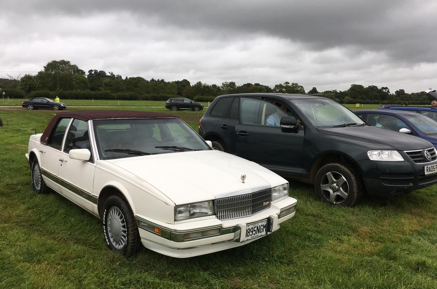 Used Cadillac | Life with a Seville - part 4