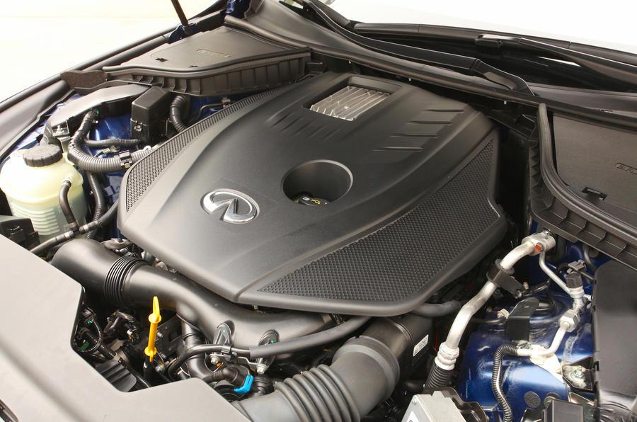 2017 Infiniti Q60 2 0 T >> 2016 Infiniti Q60 2 0t Premium Tech Review Review Autocar