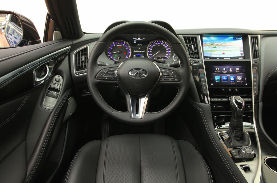 2017 Infiniti Q60 2.0 T >> 2016 Infiniti Q60 2 0t Premium Tech Review Review Autocar