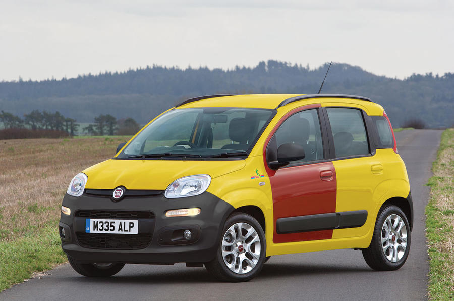 Fiat Panda Hawaii edition
