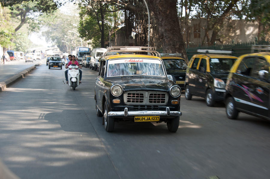 Padmini taxi