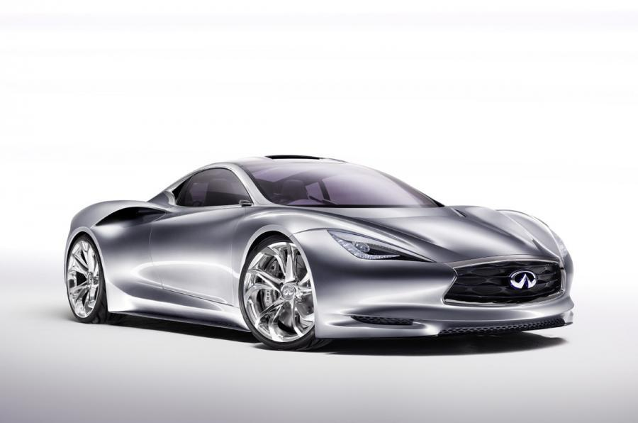 Infiniti To Reveal Electric Performance Model In January Autocar