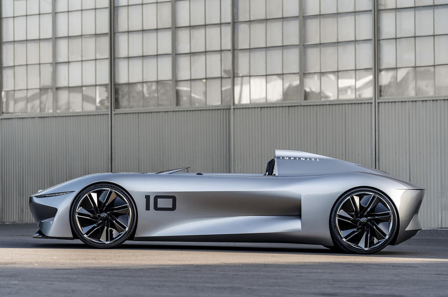 Infiniti Prototype 10 concept ushers in electrification ...