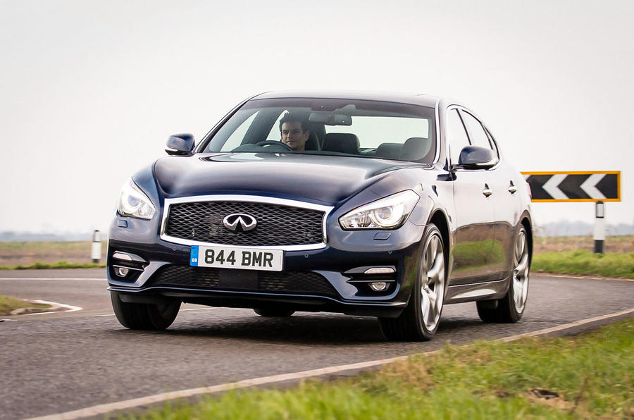 2015 infiniti q70 2 2d premium tech uk review review autocar. Black Bedroom Furniture Sets. Home Design Ideas