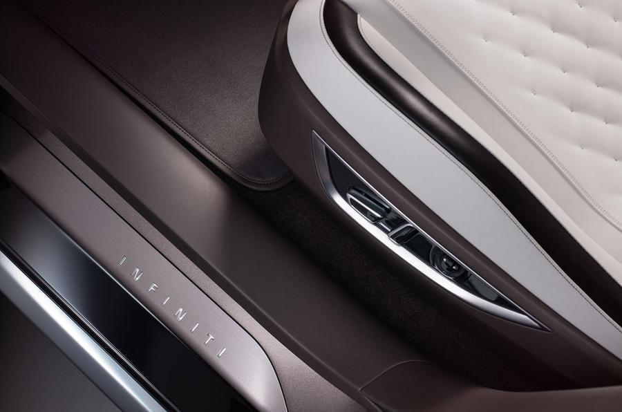 Infiniti QX50 edges closer to production