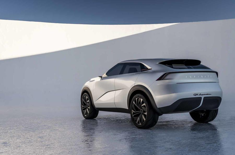 Image Result For Infiniti Qx Suv First Drive